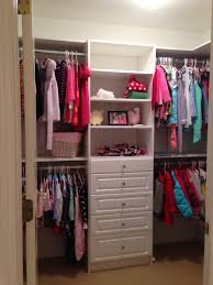 Open Closets Small Spaces Bedroom Open Space Closet Design With Wooden Wardrobe With No