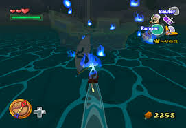 Triforce Charts The Wind Waker Walkthrough The Triforce Of Courages