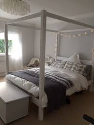 King Size Four Poster Bed Open Travel