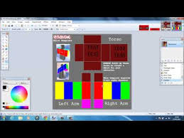 How To Make A Transparent Shirt On Roblox Without Paint Net How To Make A Transparent T Shirt On Roblox With Paint Net