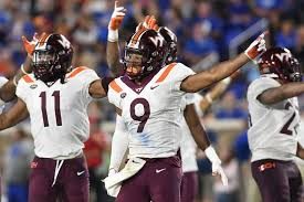 First Look Virginia Techs 2019 Projected Defense And