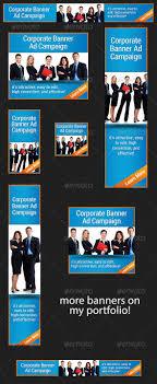 premium web banner design templates corporate use web design team work web banner ad template