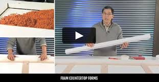 countertop supplies and tools the concrete network