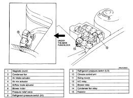 I have a 2002 mazda 626 the ac pressor clutch is not engaging hyundai elantra ac mazda 626 ac diagram wiring diagram from ac pressor