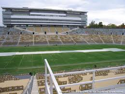 Ross Ade Stadium Seating Chart Rows Ross Ade Stadium View From Section 104 Vivid Seats