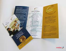 Cantec Ireland For All Your Brochure Printing Needs