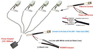 cat camera wiring cat image wiring diagram camera cable and power adapter connection diagram worldeyecam on cat5 camera wiring