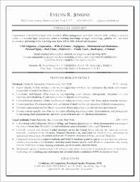 Paralegal Resume Skills Gorgeous Real Estate Paralegal Resume New Real Cover Letters That Worked