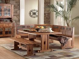 better homes and gardens bryant dining table rustic brown wrap trends including around bench kitchen pictures extraordinary breakfast nook with storage