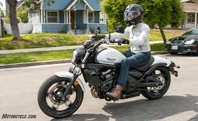 kawasaki vulcan s and the ergo fit system