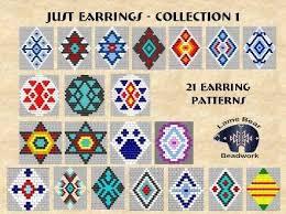 Brick Stitch Patterns Inspiration Free Indian Earring Patterns Just Earrings 48 Brick Stitch Earring