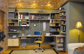 creative home office. Brilliant Creative Industrial Office Industrialhomeoffice In Creative Home A