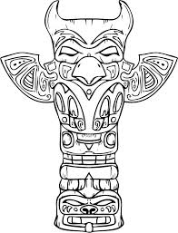 Native American Art Coloring Pages At Getcoloringscom Free