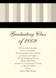 sample graduation invitations sample of graduation invitation vertabox com