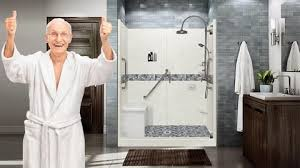 bathroom safety for seniors. Health Experts Have Identified Challenges Seniors Face In A Bathroom Such As: Safety For