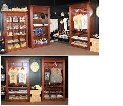 retail merchandise display cabinets