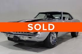 1969 z28 Camaro – DZ 302   Goodfriend Motors