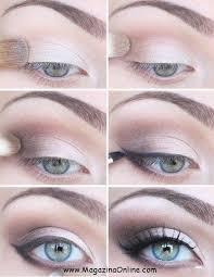 blue eye makeup tutorial3