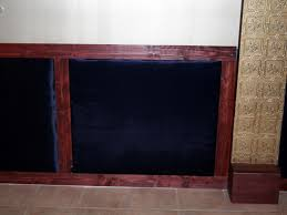 padded home theater wall