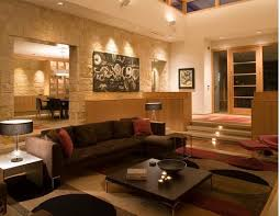 lighting a large room. Large Living Room Lighting A E
