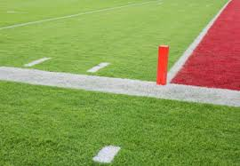 artificial football turf. Artificial Turf, Usually Constructed Of Polyethylene Plastic Grass And An In-fill Base \ Football Turf