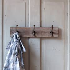 Cottage Coat Rack Enchanting Wood Coat Rack With Metal Hooks Small A Cottage In The City