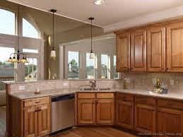 Small Picture Kitchen Color Schemes With Oak Cabinets Best 25 Honey Oak