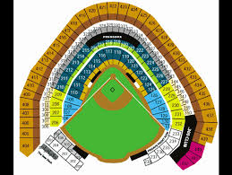 Unfolded Miller Park Interactive Seating Chart Oklahoma City