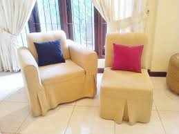 how to make furniture covers. Brilliant Make DIY Sofa Slip Covers  The Complete Know How 14 Steps With Pictures  Picture Of Ta Da In How To Make Furniture D