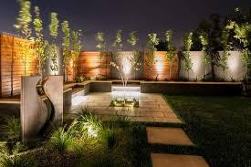 deck lighting design. Back Yard Custom Design And LED Lighting Deck