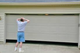 garage door doesn t close large size of garage garage door opener won t close all