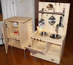 diy kitchen furniture. Two Cabinets Play Kitchen By Laura Libert Diy Furniture