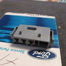 ford harness connector in parts & accessories ebay 5.0 mustang wiring harness swap at Mustang Ii Wiring Harnes