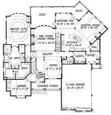 5 bedroom 1 story floor plans 293 best home design blueprints images on dream home