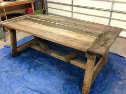 rustic dining table diy. full image for diy plans dining room table large build rustic