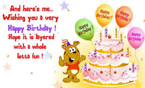 Graphics For Happy Birthday Cake And Balloons Graphics