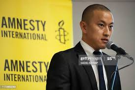 Brian Yap, research consultant of Amnesty International Malaysia ...