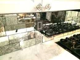 antiqued mirror tile antique glass tiles antique glass tiles antiqued mirror tiles intended for where can