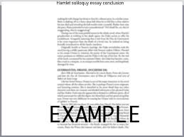hamlet soliloquy essay conclusion research paper academic writing  hamlet soliloquy essay conclusion soliloquy in hamlet essay conclusion successfulstudent build yr writing skill be