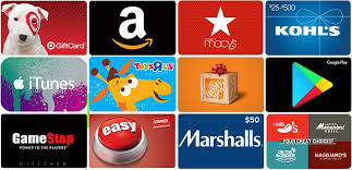 gift cards gift cards