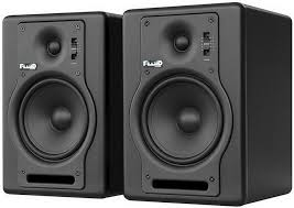 <b>Fluid Audio</b> F5 – бюджетные студийные мониторы | ProSound