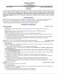 Sample Resume In Ieee Format Endearing Ieee format Resume Sample for Your Cook Objective Resume 1