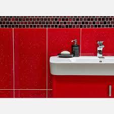 ruby glass mosaic 30x30