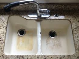 Before And After Gallery  Specialized Refinishing Co - Reglaze kitchen sink