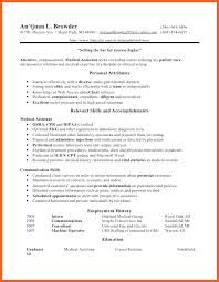 Resume Templates For Receptionist Position Resume Template ...
