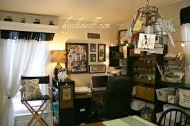 home office craft room ideas. Brilliant Craft Vintage Inspired Craft Room Home Office Rooms Decor  Throughout Home Office Craft Room Ideas H