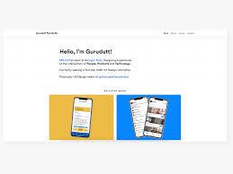 Product Design Internships Portfolio Spring 2020 By Gurudutt Perichetla On Dribbble