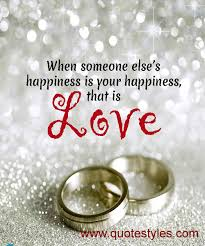 Love And Happiness Quotes