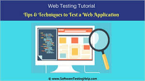 More information and original source specifically, developer will provide client with the following: Web Application Testing Complete Guide How To Test A Website
