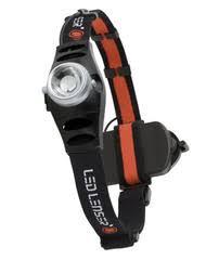 <b>фонарь светодиодный налобный led</b> lenser h6r (7296-r)